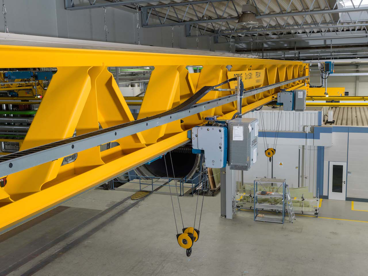 Overhead Crane Safety South Africa : Find a distributor demag distributors cranes