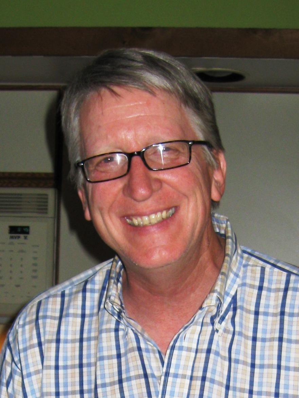Jerry Burck, president, Crane Buzz, LLC