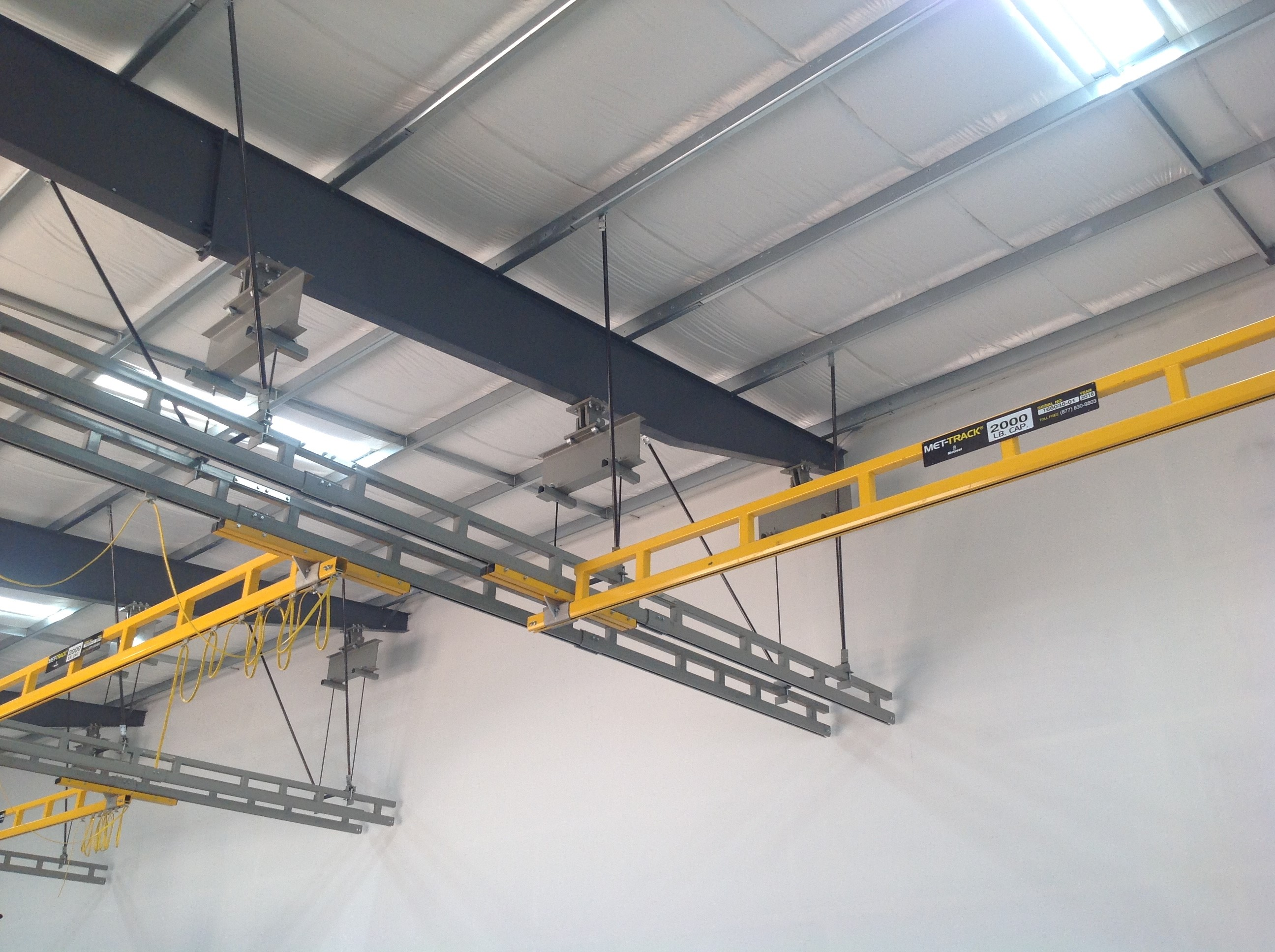 Workstation Crane Systems : Find a distributor workstation bridge crane system