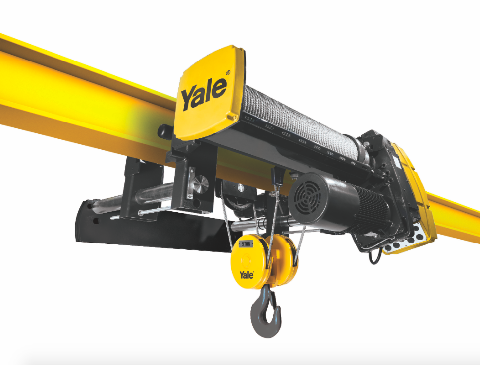 Find A Distributor Blog New Yale YK and Shaw-Box SK Electric Wire ...