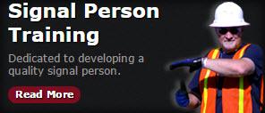 Signal Person Training