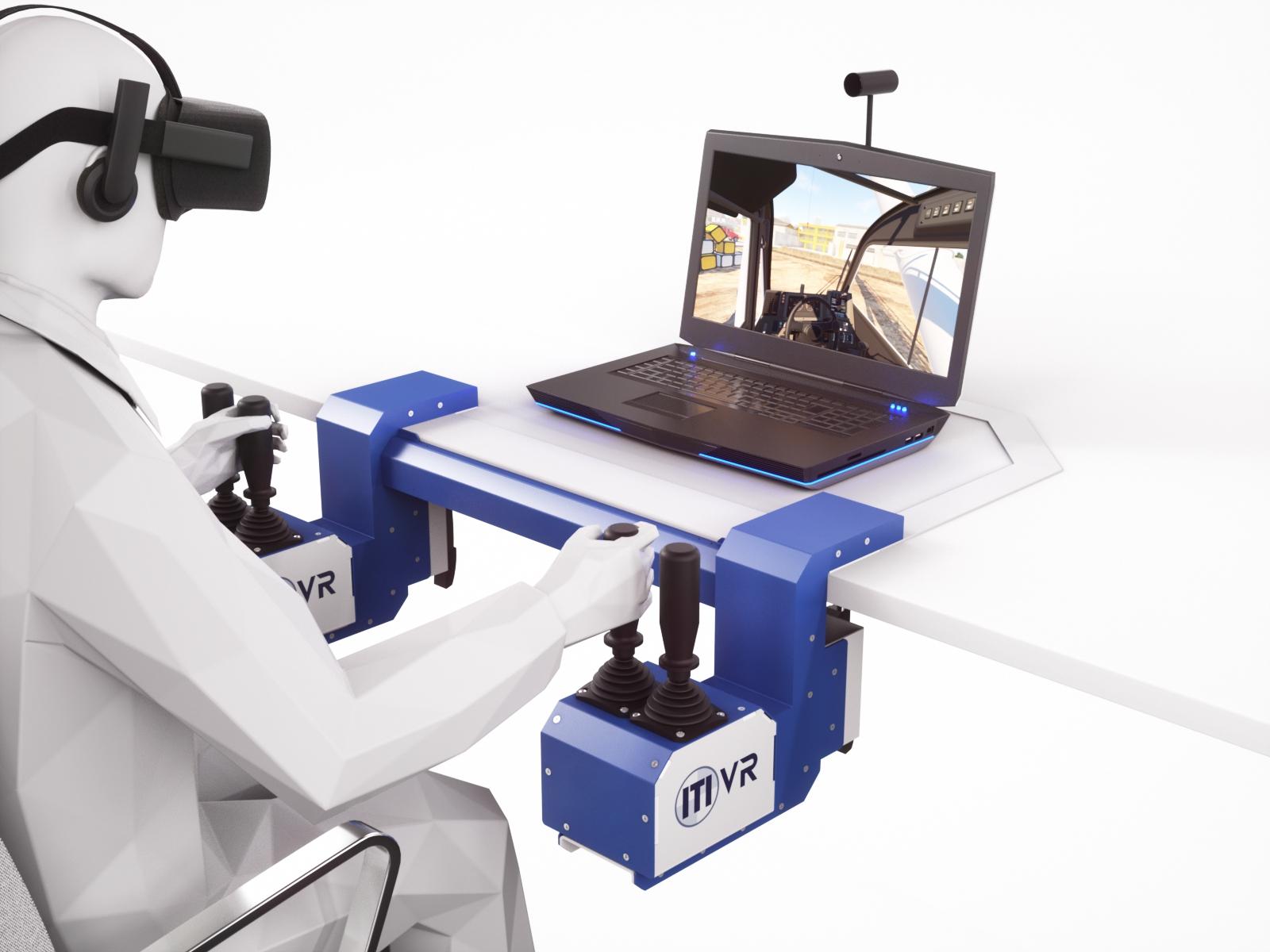 VR MC Sim - Desktop