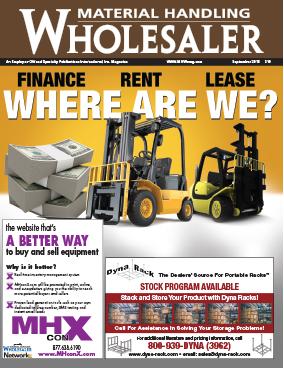 Material Handling, Forklifts,