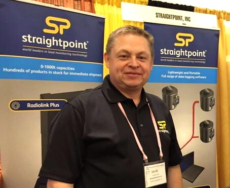 David Ayling, director, Straightpoint Inc.