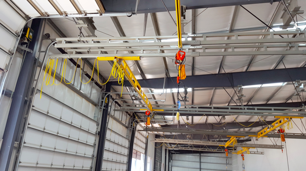 Find A Distributor Blog Workstation Bridge Crane System for Auto