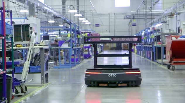 Find A Distributor Blog OTTO Self-Driving Vehicles Deliver
