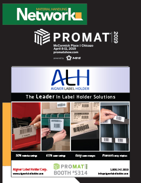 Material Handling, Lifting Equipment, ProMat,