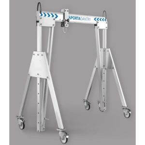 Porta-Gantry System manufactured by Reid Lifting