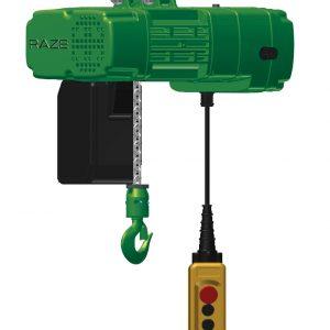 raze chain hoist for lifting applications
