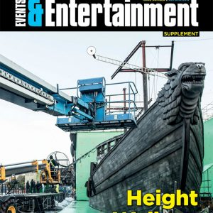 Events & Entertainment focussing on rigging equipment used in the entertainment industry