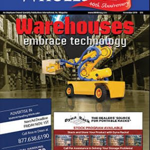 Industry trade journal for the material handling industry