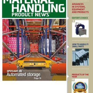 Material handling products and equipment used in warehouses