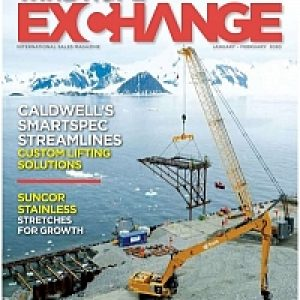 Wire Rope Exchange is a trade magazine for the crane, lifting and rigging community