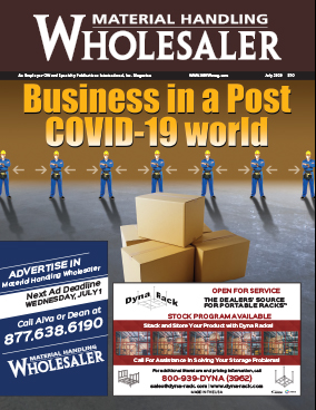 Material Handling Wholesaler magazine