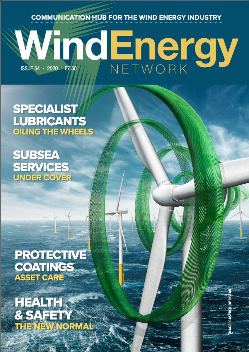 Wind Energy Network is a m=trade magazine servicing the wind energy and renewable energy industry.