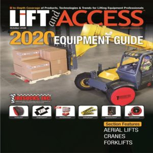 Lift and Access magazine is a trade journal for the powered access industry
