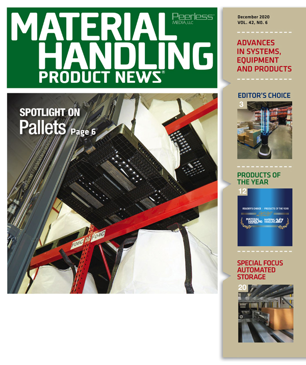 Material handling magazine for lifting and material handling equipment in the USA