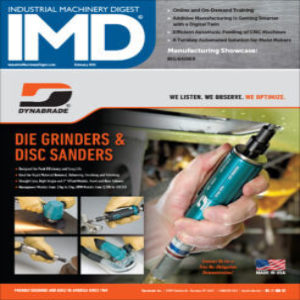 Industrial Machinery Digest is a publication for industrial machinery