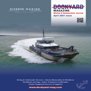 Dockyard Magazine is a trade publication for dockyards and boats